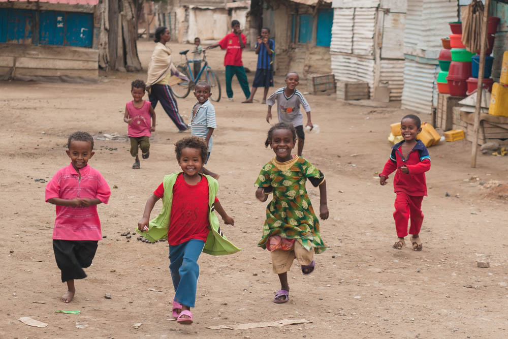 Children of Massawa, Eritrea
