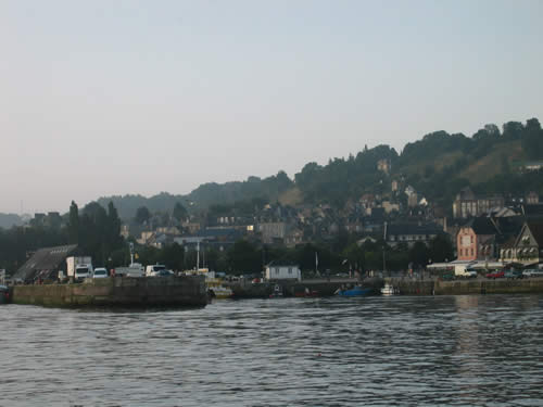 Honfleur, First Thing in the Morning
