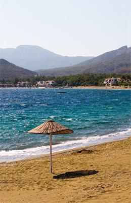 Wind-swept Ciflik Liman