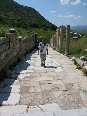 Curetes Way, Efes