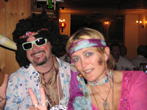 Bloody hippies Source: Gaby, s/y 'Ganova'