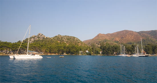Our current home, by Pupa Hotel, Marmaris