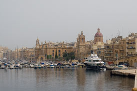 The old and the new, Vittoriosa