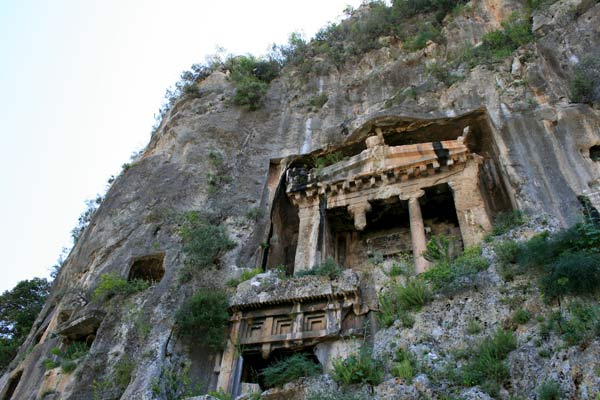 fethiye-tomb