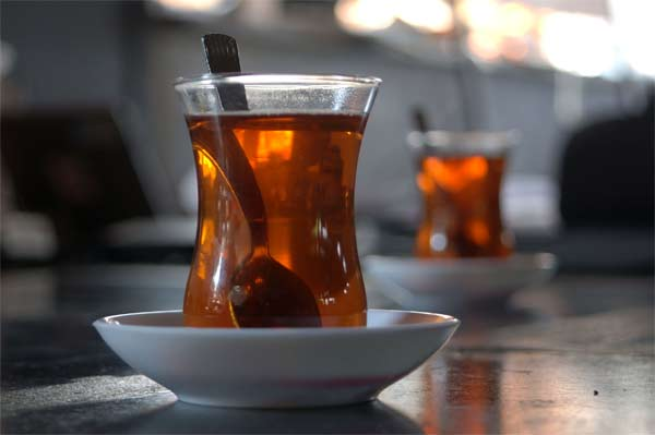 Have a cup of, have another one, have a cup of tea...