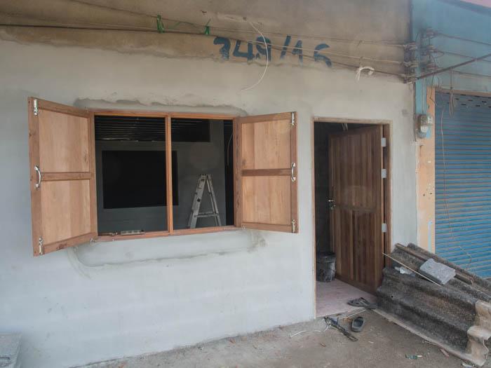 Shop front, Chebilang