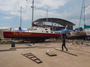 Big Bandicoot catamaran