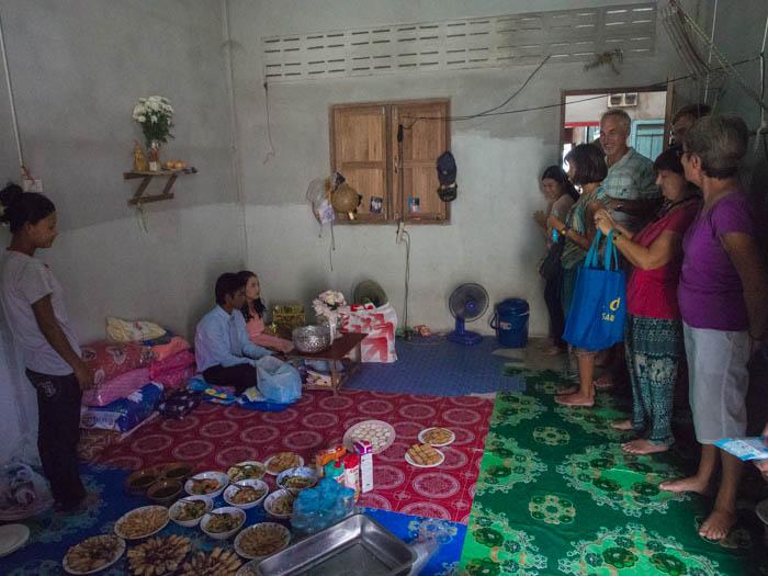 inside Wa's house