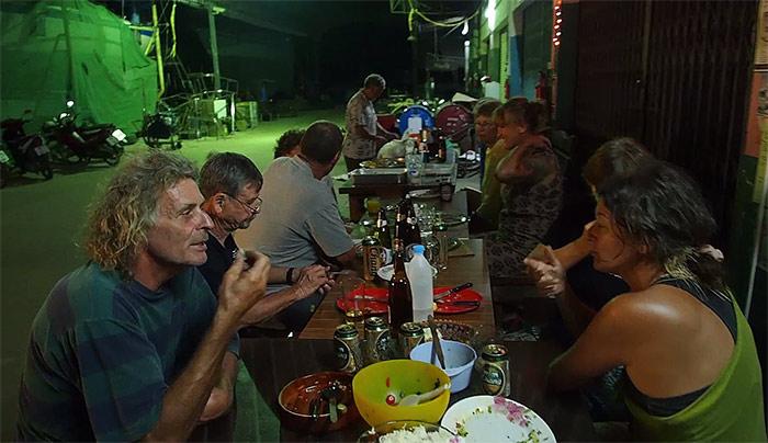 BBQ at PSS, Satun