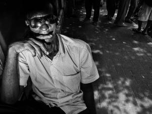Street trader, Male