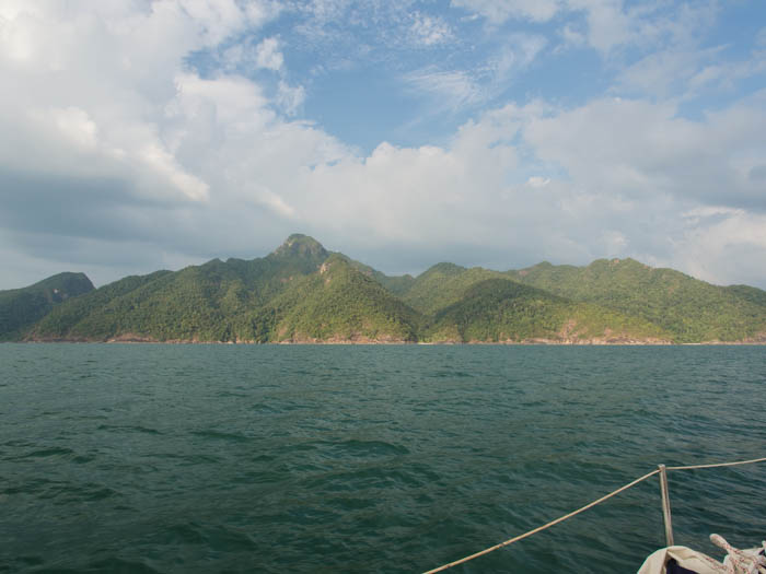 Returning to Langkawi