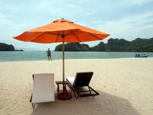 Langkawi tourist holiday resort