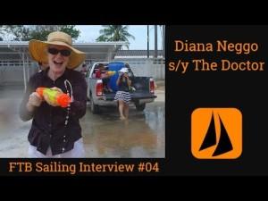 Diana Neggo of The Doctor - sailor's interview