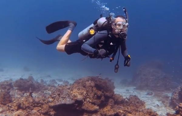 American underwater