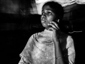 Girl from Kerala by Jamie Furlong