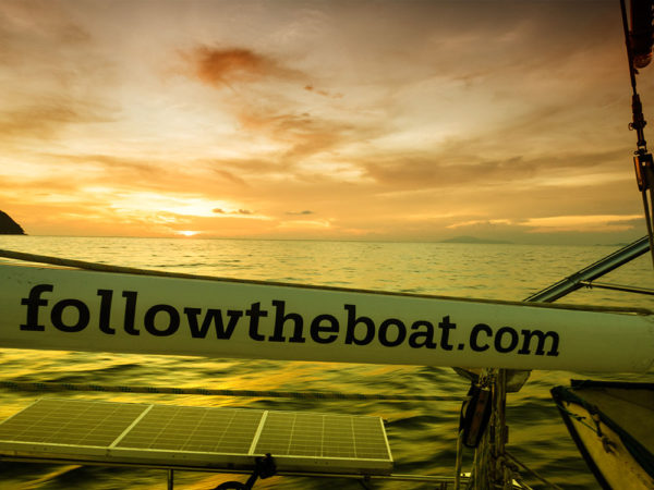 followtheboat Esper at sea