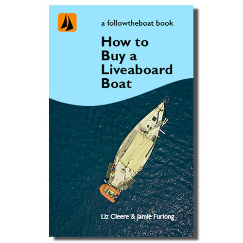 how to buy a liveaboard boat